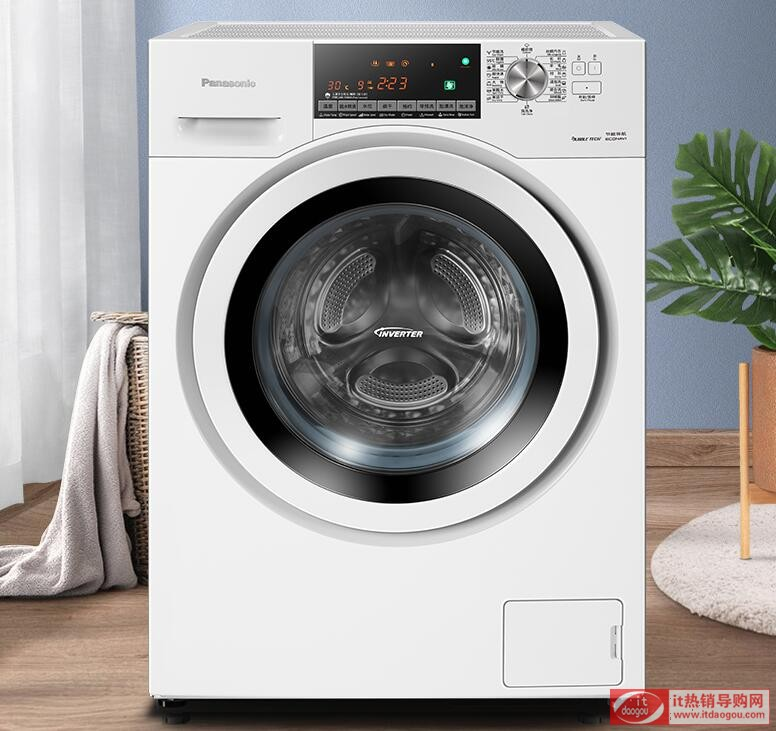 使用松下xqg100-egalw 10kg除螨洗烘一体滚筒洗衣机评价感受