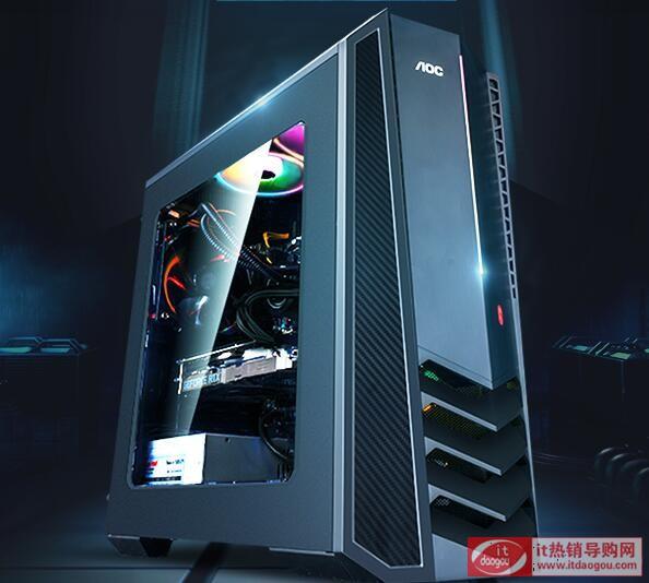 AOC_916游戏台式电脑主机配置散热跑分怎么样?某东入手评测感受