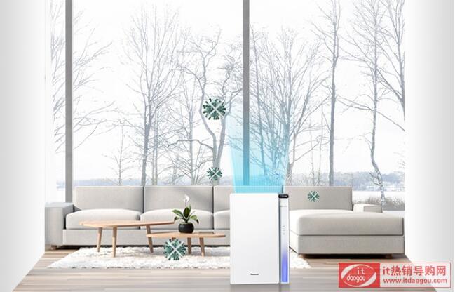 使用松下空气消毒机F-VJL55C2评价及价格和配置测评