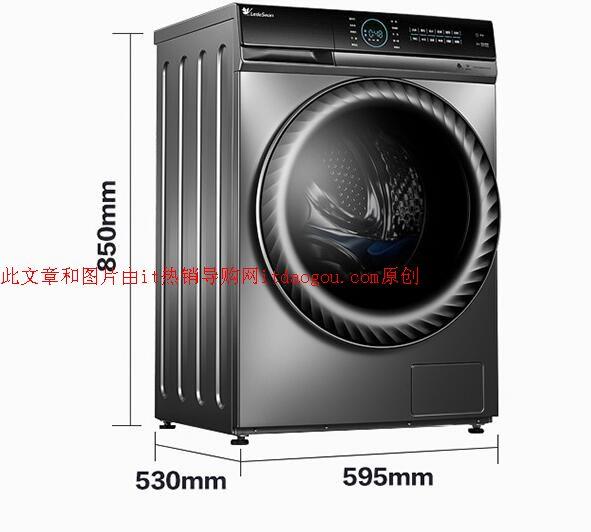 小天鹅10公斤滚筒洗衣机TG100V88WMUIADY5怎么样?上手性能测评