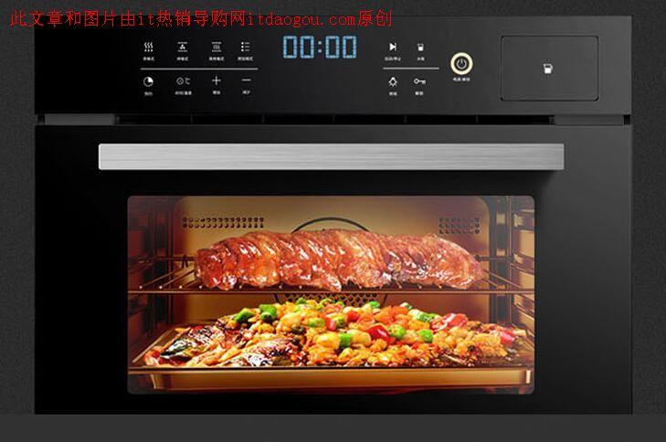 最新介绍凯度和美的蒸烤箱哪个牌子好?热销型号报价点评对比