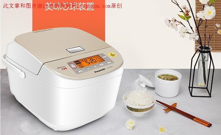 松下新品SR-HTM18电饭煲功能如何?某东¥999入手使用评测感受