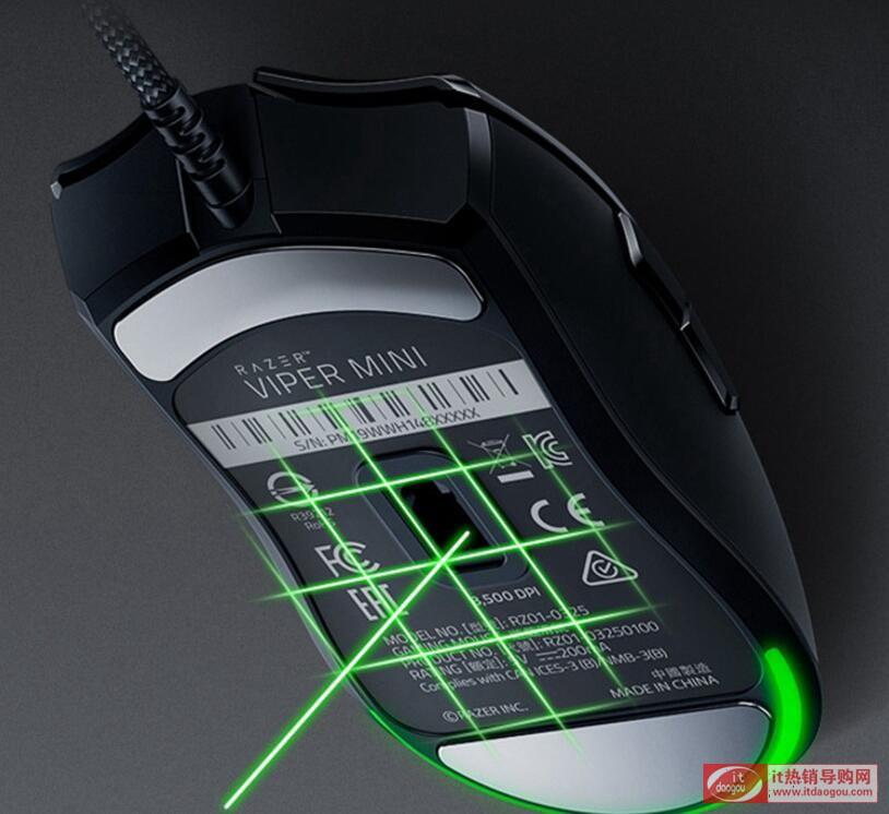 Razer_Viper_Mini雷蛇毒蝰迷你版怎么样?功能点评?某东售价199元