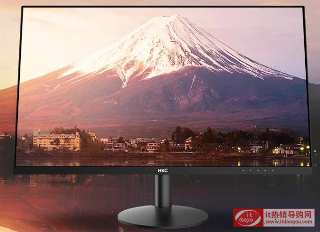 HK惠科23.8英寸显示器T248Q怎么样?画质如何?体验评测感受