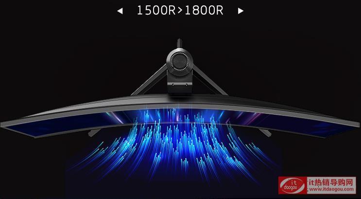 HKC惠科34英寸显示器C349U怎么样?某东1799元报价体验评测