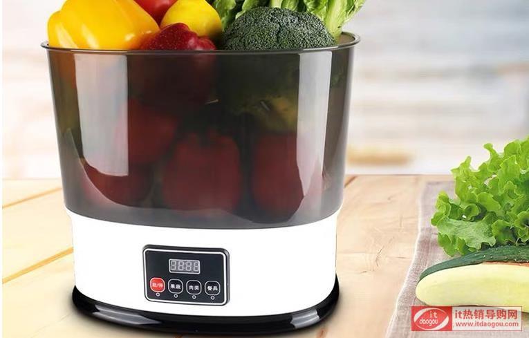 揭秘Ginrier精瑞和家用果蔬解毒机净化清洗机洗菜机怎样?质量好不好?
