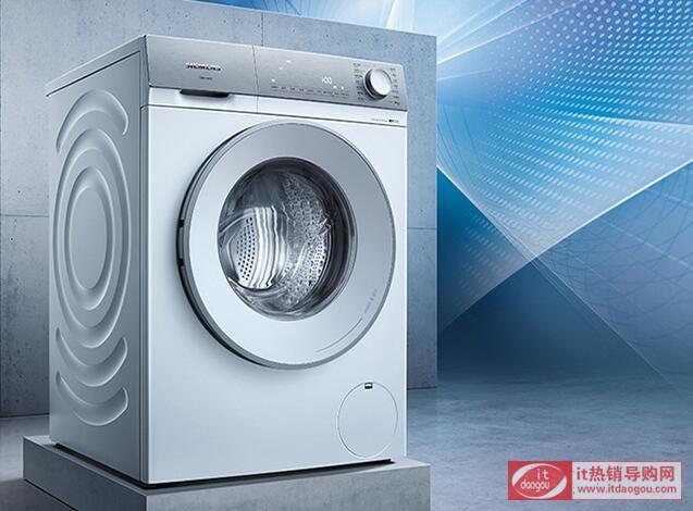 西门子10公斤洗衣机XQG100-WG54B2X00W怎么样?上手一周评价