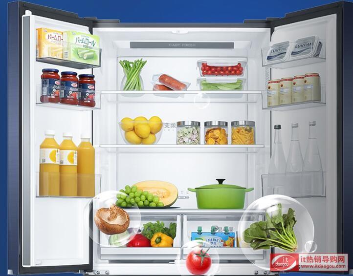 入手海尔506升多门冰箱BCD-506WSEBU1评价,报价和配置参数介绍
