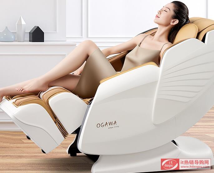 奥佳华X华为首次合作按摩椅7306怎么样?分享体验评价