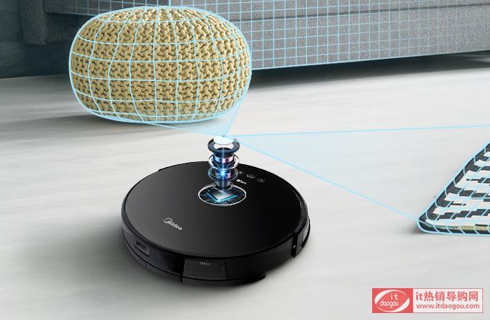 美的i6扫地机器人怎么样?吸力如何?平时使用故障多吗