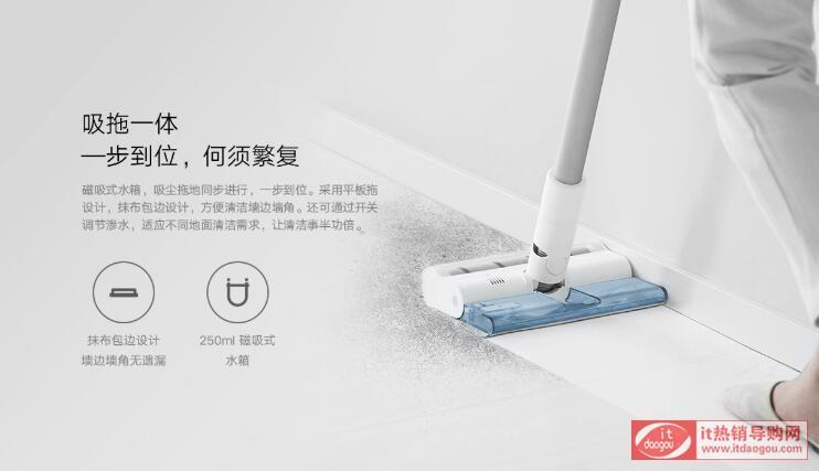 介绍小米吸尘器1c对比K10哪个好?小米k10和1c有什么区别?