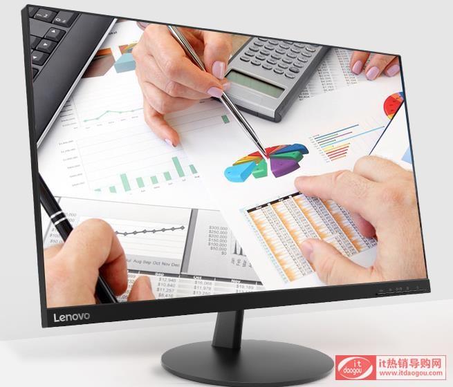 ThinkVision联想l24i显示器上市时间,报价,配置参数,性能测评
