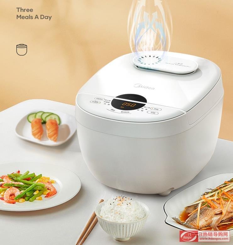 美的电饭煲MB-FB40E108使用评价,来看看报价和配置规格参数