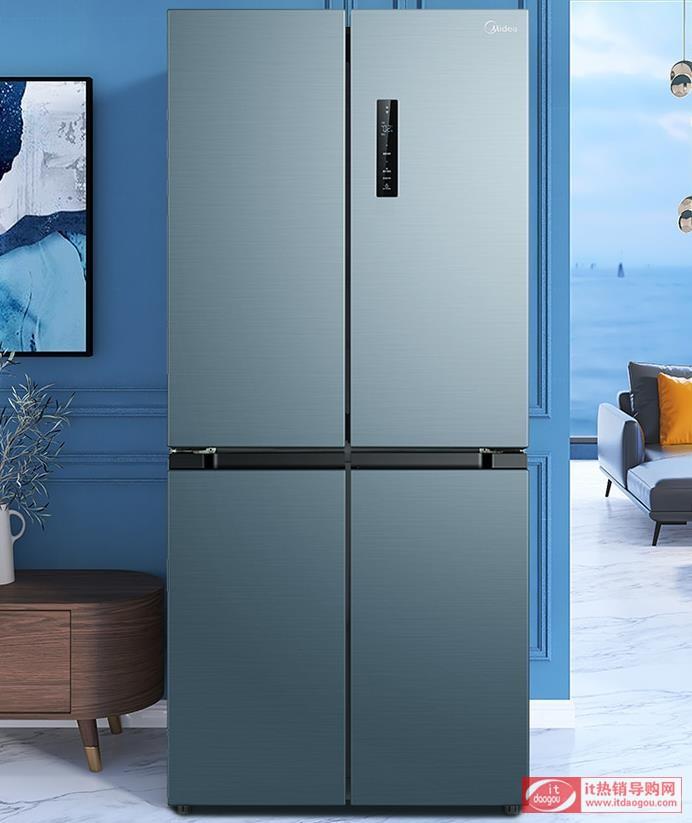 为你解答美的BCD-472WSPZM(E)冰箱报价,配置参数和使用评测