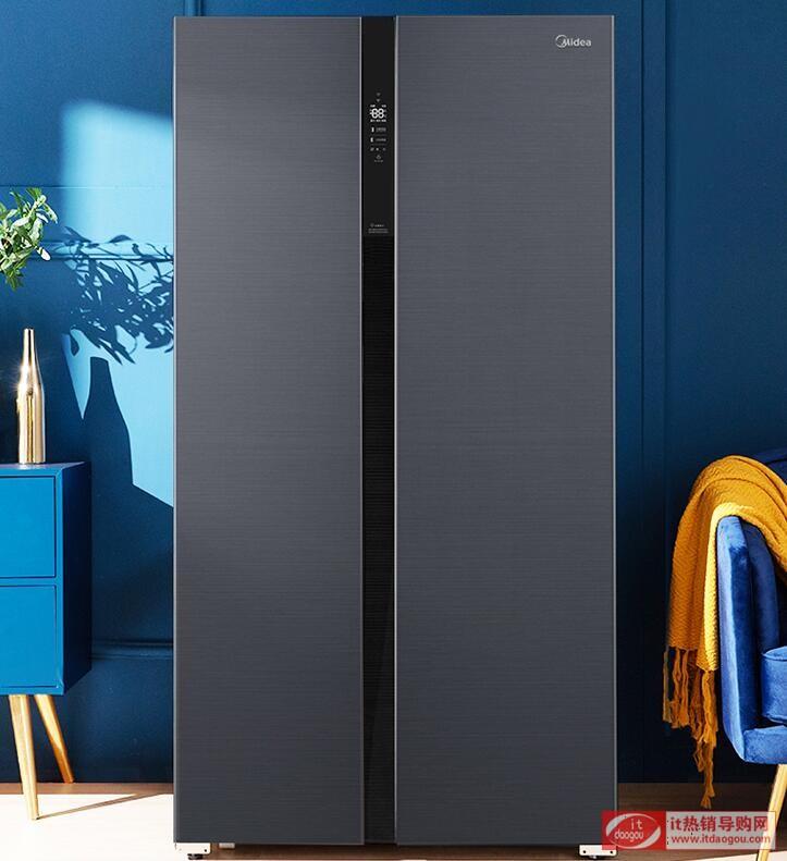 美的BCD-639WKPZM(E)冰箱用过一月了,分享评价,报价和配置参数