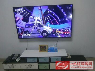 长虹 55A3U 55英寸led智能4K网络平板液晶电视机