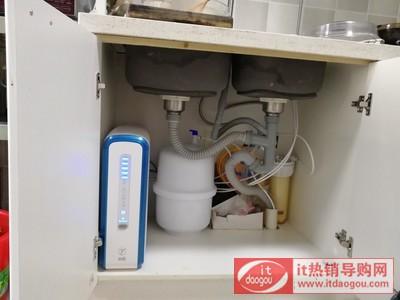 吐槽评价沁园双膜净水器家用直饮官方旗舰店官网厨房自来水过滤纯水机5800好不好啊