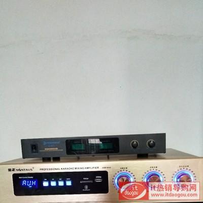 金正k8-2点歌机家庭ktv音响套装电视卡拉ok音质如何,使用评价