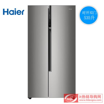 haier/海尔bcd-535wdvs变频风冷冰箱功能怎样?入手评价评测