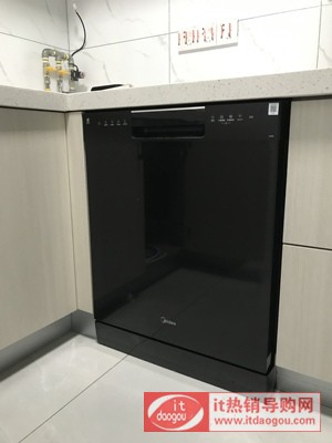 美的RX600洗碗机怎么样?好不好用?体验评测