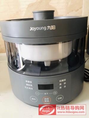 入手九阳蒸汽低糖电饭煲S160评价及报价和配置参数测评介绍