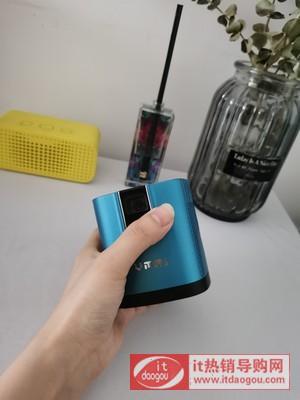 微麦v200微型投影仪怎么样?投影画质如何?看体验评测就明白