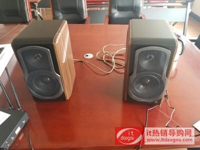 入手漫步者S1000MKII新经典旗舰HIFI级2.0音箱评价,报价配置测评