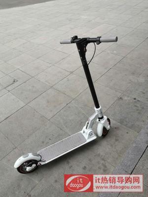 联想_Lenovo_M2电动滑板车怎么样?故障多吗?体验评测