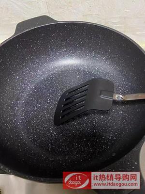 WMF层峦星石系列不粘煎炒锅质量如何?好用吗?体验一段日子评价